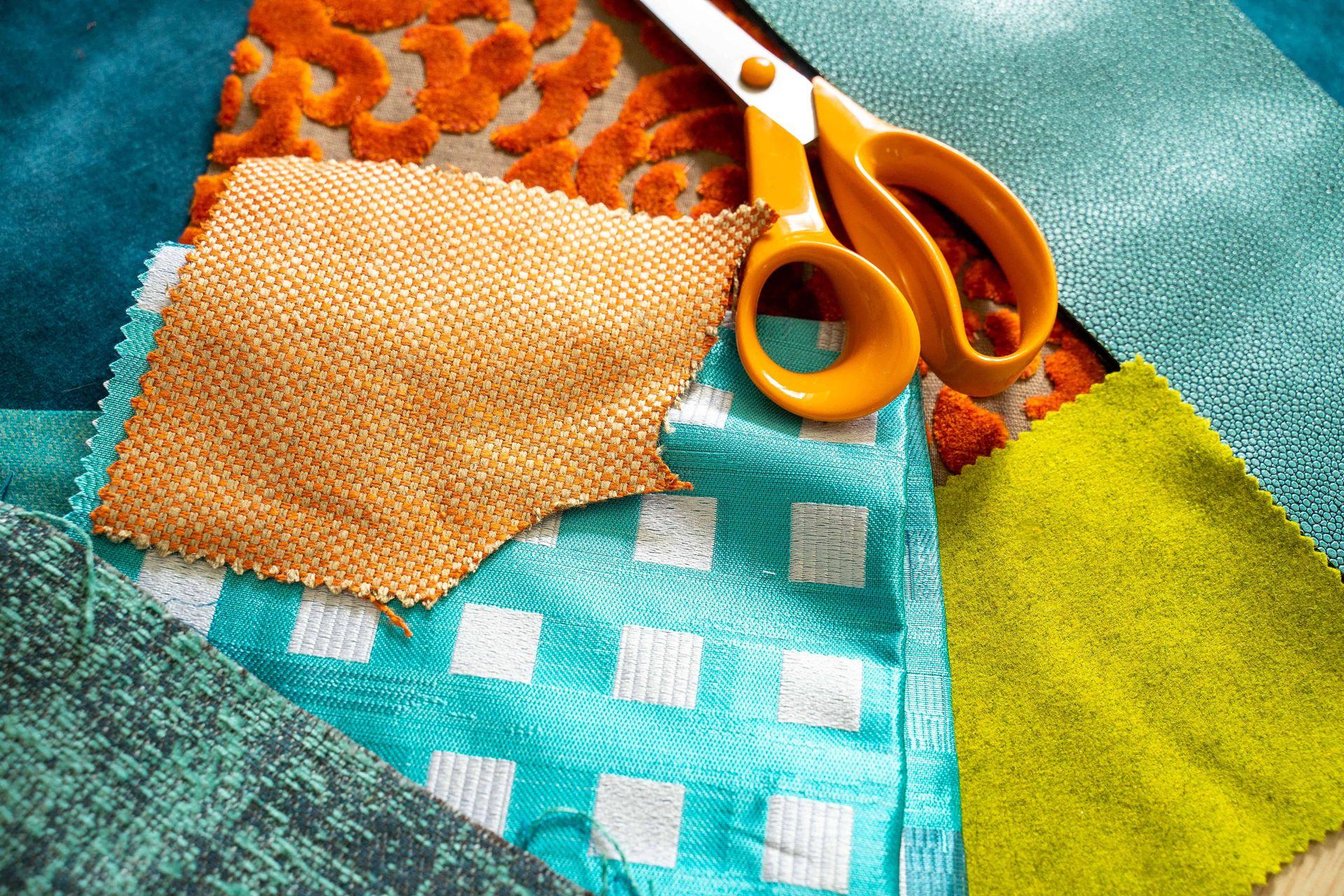 Créatrice en Upcycling textile : Lucie Vachez Collomb